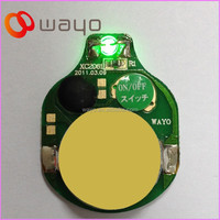 Green led lights/small led light/led flashlight