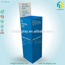 HIC eclipse mints retail dump bins,wire dump bin floor display