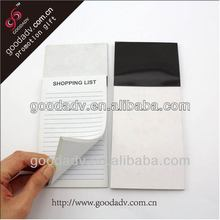 Promotional gifts magnetic memo pad with pen made in china