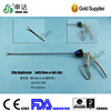 Laparoscopic Instruments Human Body Therapy Equipment Small Size Green Plastic Clip Applicator.
