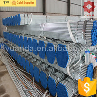 2 INCH GAS PROPERTIES STEEL PIPES GALVANIZED