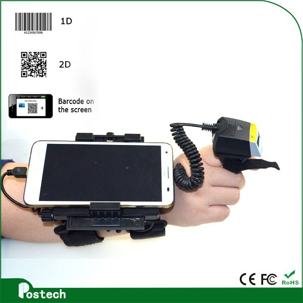 FS02 High quality trust qr code scanner with CE certificate