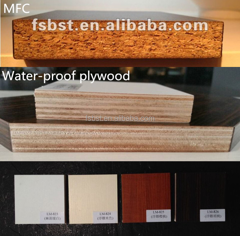 Cheap price small kitchen used kitchen cabinet doors for Cheap kitchen carcass