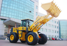 DG956 Wheel Loader Performance Compare with ZL50G Wheel Loader