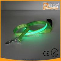 Hot Selling 2016 Amazon Wholesale Spring Led Pet Collar And Dog Leash Clips