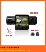 Upgrading X6000 Novatech Processor installed 1080P digital camera car black box car security camera car reversing camera for toy
