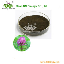 China manufacturer supply red clover extract, red clover for women's health, red clover tea