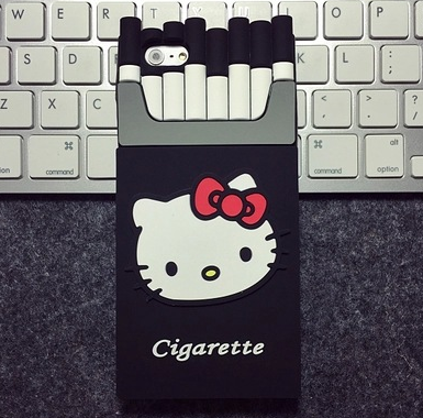 cigarette for iphone 6 case,soft cover for iphone 6 case silicone,for iphone 6s silicon case