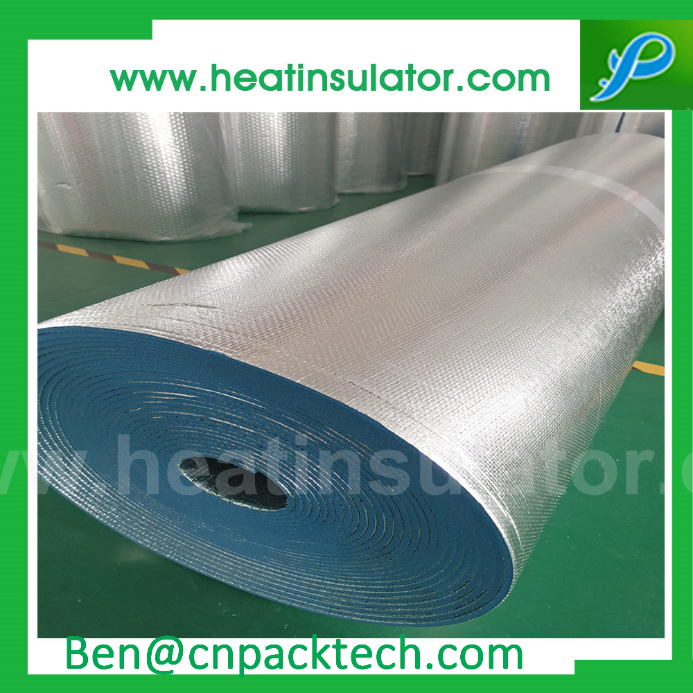Thermal Insulation Moistureproof Foil Foam Insulation Material