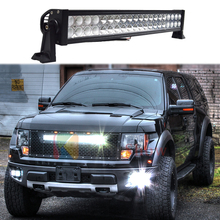 super bright Truck Rock Crawler 120w car accessory led work light bar