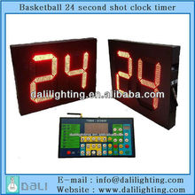 NBA CBA equipment factory supplier of Basketball 24 seconds 30 seconds 14 seconds shot clock