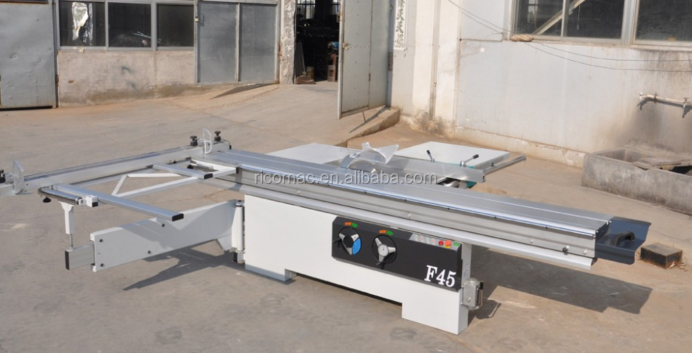 F45 Good Quality Sliding Table Saw For Sale