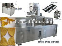 mexican tortilla chips machine