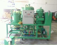 900-1000L/day waste tyre Oil Purify and Clean Plant system China experienced factory Removing Impurities Oil purifier