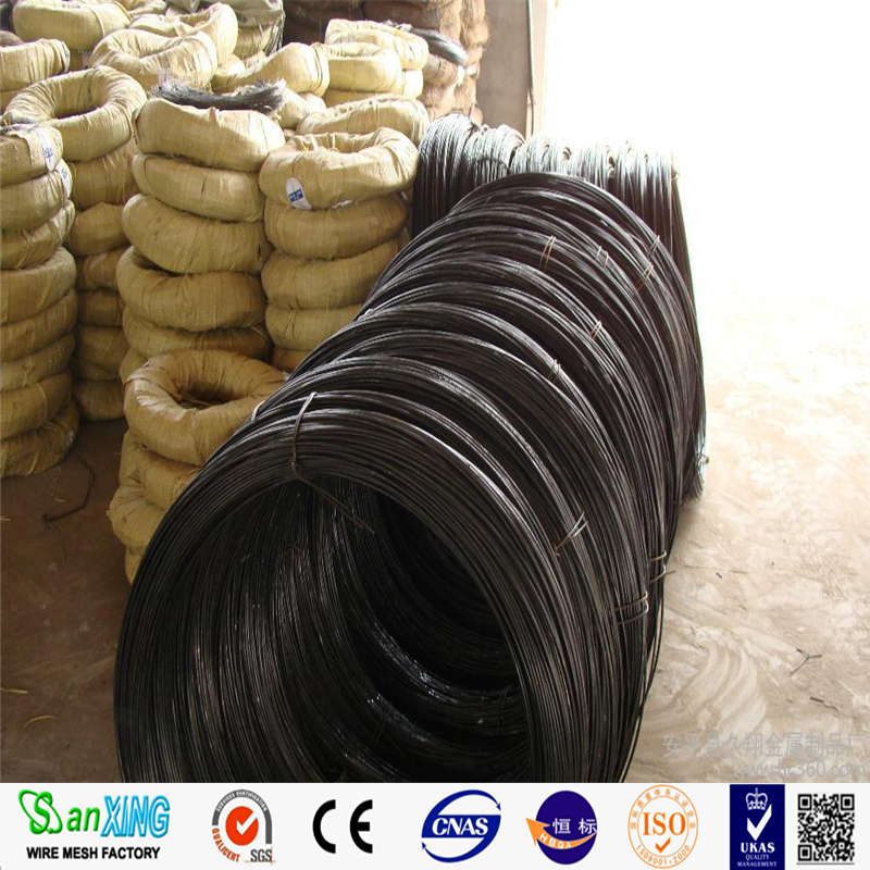 Building material iron wire rod/soft annealed black iron binding wire