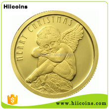 custom metal coin wholesale wedding decoration gift gold silver coins
