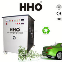 HHO3000 Car carbon cleaning manual car wash equipment