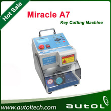 High Performance Automatic MIRACLE-A7 key cutting machine A7 key milling machine MIRACLE A7 laser key machine