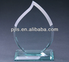 blank glass medal glass trophy awards