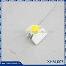 XHM-007 strip lock plastic security sealed for containers