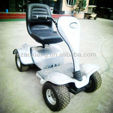 Folding New Single seat electric golf buggy for sale with CE certificate,Curtis controller