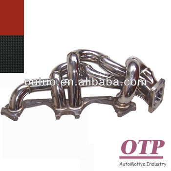 Stainless Steel Exhaust Manifold for Renault exhaust Turbo Manifold