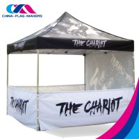 outdoor event fold steel frame canopy tent 3x3