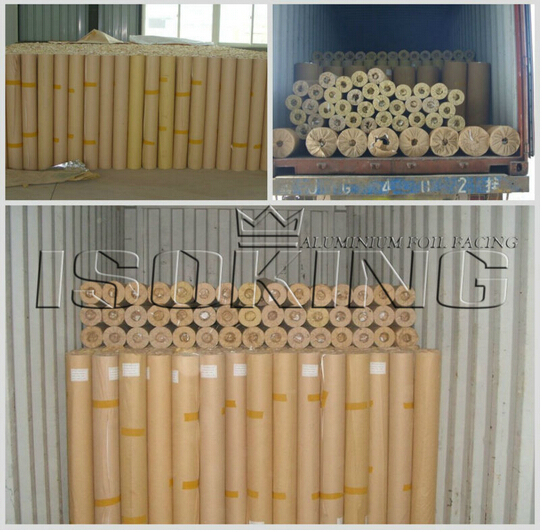 Fsk vapor barrier insulation buy fsk insulation fsk for Fireproof vapor barrier