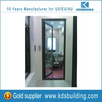 New Design Inward Opening Aluminum Casement Door For Living Room