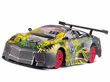 New style PVC shell 4WD rc car 4CH rc drift car 1:10 remote control car (include battery pack & charger) BT-020472