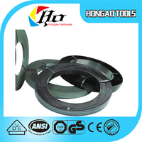 China manufacture supply black steel strips hoop/whoop iron with best price