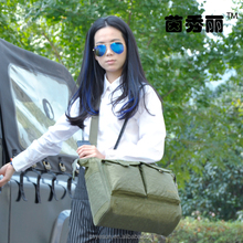 China Manufacturer Hot Sales Washable Baby Diaper Bag With Multifunctional Structure