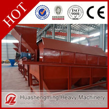HSM Professional Best Price low invest trommel screen for sale used in africa