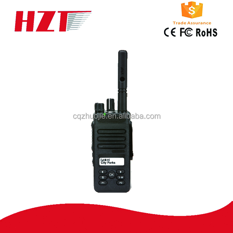 Walkie talkie 5Watts portable handy DP2600 for Motorola Two Way Radio 128Channels