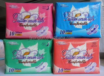 BUTTERFLY economic sanitary napkins