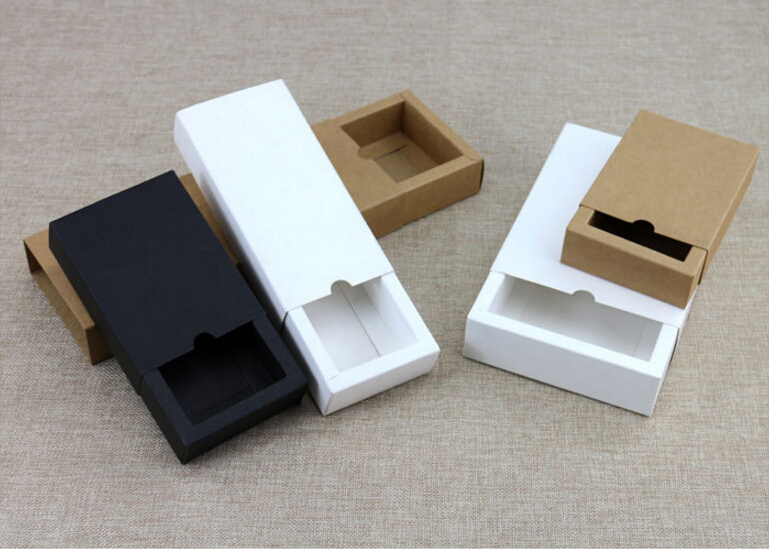 Drawer box sliding slide box stock low MOQ