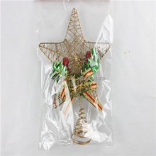 top quality Christmas Star Ornament /Hanging decorations for sales promotion/ Party Decorations