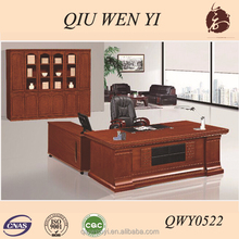 2015 European Market Modern Office Furniture Oak Veneer Wood Table