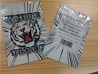 white tiger potpourri smoke herbal-incense bags/platinum xxx herbal incense potpourri bags
