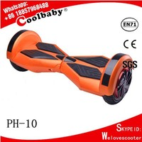 secure online trading New fashion hot selling electric mini pocket bike self balancing scooter skateboard