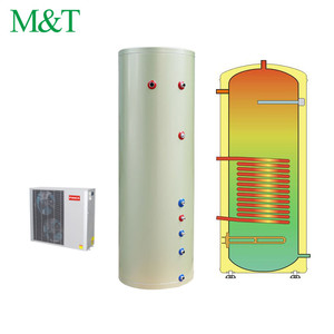 New used heat pumps for sale water heating double coils solar geyser