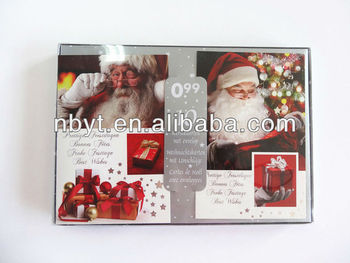 handicraft christmas greeting cards