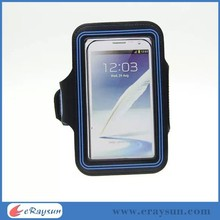 Workout Sport Running GYM Armband Cell Phone Case For Samsung Galaxy Note 2 II N7100