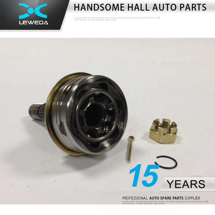 CV Joint Specialist CV Half Shaft TOYOTA Outer CV Joint Custom Axle Shafts TO-1-004 for TOYOTA Starlet EP70 EP71