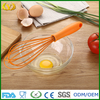 hot sale good quality Silicone manual egg beater for kitchenware