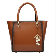 Wholesale New style women pu leather hand and bag