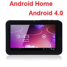 9 Inch Allwinner A13 Tablet PC Android 4.0 Capacitive Screen 8GB Storage Camera
