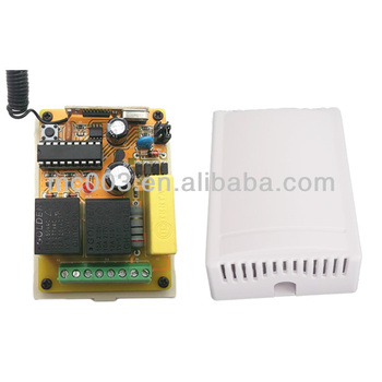 315/433mhz RF Wireless 2 Channels Relay controller