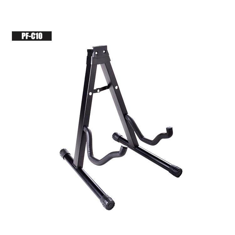 High quality stand Durable <strong>steel</strong> music instrument stand for guitar, ukulele