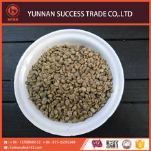 Wholesale cheap high-ranking green coffee bean export